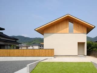 桜ケ丘の家: ミナトカズアキ建築工房が手掛けた一戸建て住宅です。,