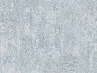 Tecnografica Klassieke muren & vloeren Metallic / Zilver