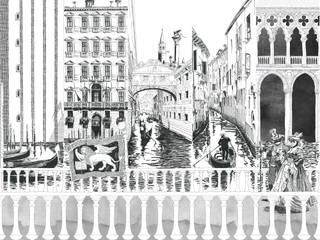 Tecnografica Klassieke muren & vloeren Wit