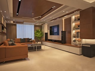 Mr.Shah Residence: modern  by Spacevalue,Modern