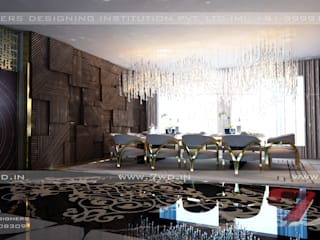 Modern Dining Room by 7WD Interior Design Studio Modern