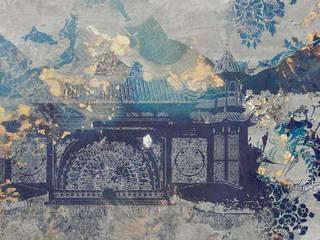 Tecnografica Aziatische muren & vloeren Bont