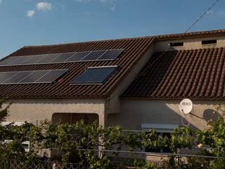 Autoconsumo com baterias:   por ENAT - Energias Naturais,