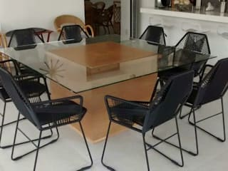 SILLAS ACAPULCO ESTILO RETRO Dining roomChairs & benches