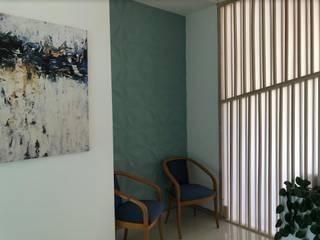 Consultorio medicina estética Estudio Chipotle Clínicas y consultorios médicos de estilo moderno Plástico Verde