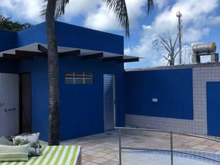REFORMA E AMPLIAÇÃO PARA A ÁREA DE LAZER DE UM LAR GERIÁTRICO EM NATAL por Espaço Arquitetural | Arquitetos em Natal