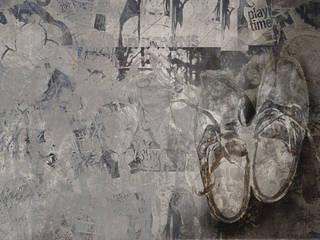 Tecnografica Rustieke muren & vloeren Grijs