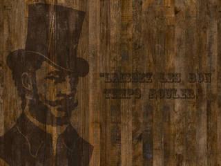 Tecnografica Klassieke muren & vloeren Hout