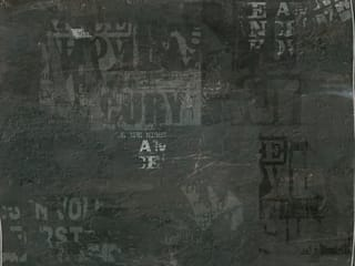 Tecnografica Moderne muren & vloeren Zwart