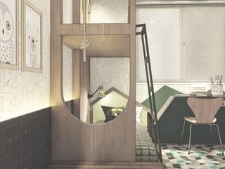Dormitório Infantil - menino por Daniela Manosso Bampi - Arquitetura Inteligente Moderno