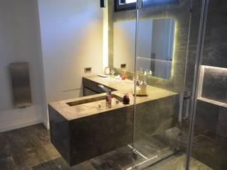 Dragos Villa Magna Mimarlık Modern Banyo