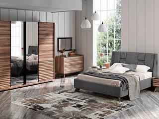 RETRO MOBİLYA CaddeYıldız furniture Modern Yatak Odası