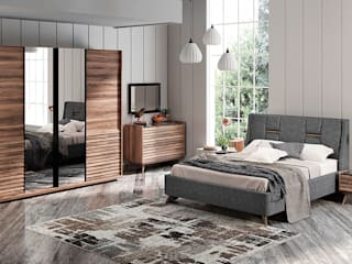 Schlafzimmer von YILDIZ MOBİLYA