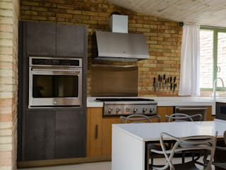 Cocina Jajalpa de Maquiladora de Muebles Moderno