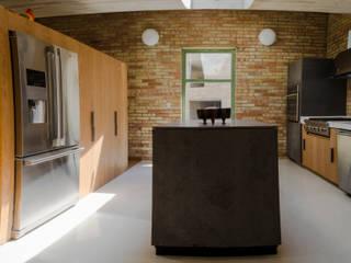 Cocinas equipadas de estilo  por Maquiladora de Muebles, Moderno