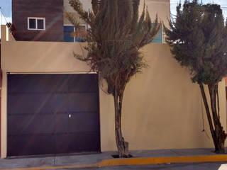 HINOJOS Casas modernas de TRASSO ATELIER Moderno