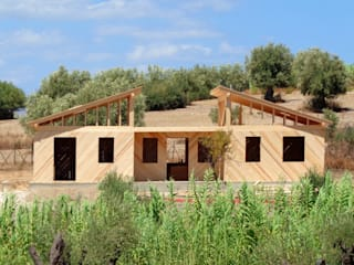 Passive house by C.S.E. IDEA Soc. Coop,