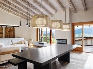 Tudo em Construção ; Remodelações e Serviços de Manutenção em casa: por abh sol constrói