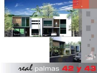 DISEÑO Y CONSTRUCCIÓN RESIDENCIAS Casas minimalistas de Mar Inn Arquitectura Minimalista