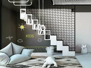 Smart Investment Group Corridor, hallway & stairsStairs White