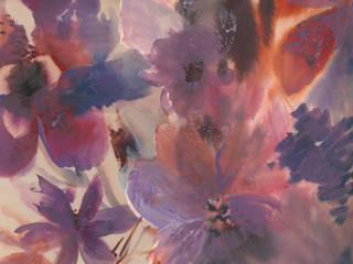 Tecnografica Moderne muren & vloeren Paars / Violet