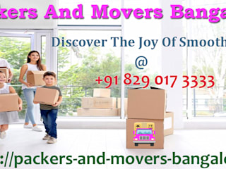 by Packers And Movers Bangalore | 100% Safe And Trusted Shifting Services‎,
