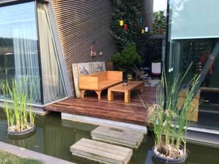Zekeriyaköy, deck & mobilya uygulama tetradecor Akdeniz