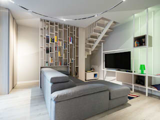 Bergo Arredi Modern Living Room