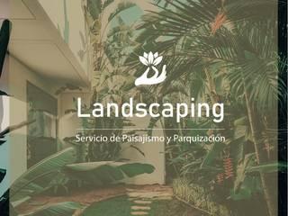 Landscaping lo hace posible de Landscaping Rústico