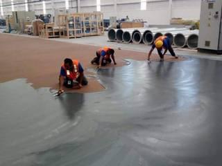 Pisos epoxicos Industrial de Comerssacon Industrial
