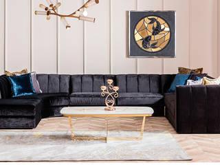 KÖŞE TAKIMLARI CaddeYıldız furniture Oturma OdasıAksesuarlar & Dekorasyon