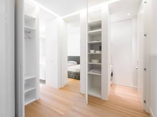 Bergo Arredi Corridor, hallway & stairsClothes hooks & stands White