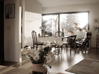 Modern living room by DILL . Architektur & urbane Aesthetik Modern