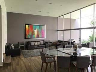 Salas / recibidores de estilo  por GIL+GIL, Moderno