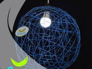 Modern Pendant Lamp : حديث  تنفيذ Serenity Egypt, حداثي