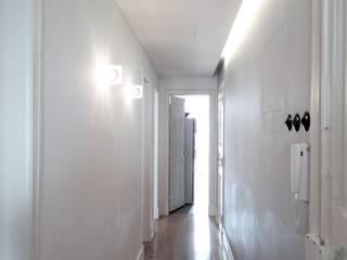 Remodelação de Apartamento | Interior remodelação :   por Andre Espinho Arquitectura,Minimalista
