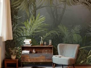"""Dschungel-Tapete """"CedarBay"""" von Gaedke Tapeten Tropisch"""