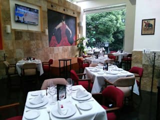 Restaurante Casa Avila Plaza de toros Gastronomía de estilo mediterráneo de Creativo 84 Mediterráneo