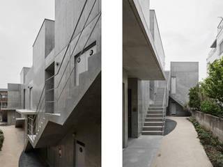杉並の集合住宅 モダンな 家 の CO2WORKS モダン