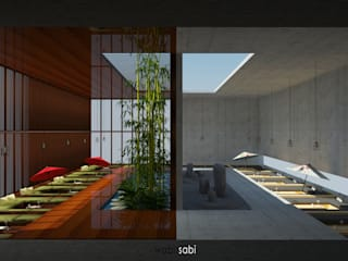 by unTAG Architecture and Interiors Minimalist