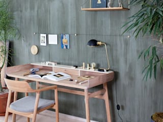 Study/office by Pure & Original,