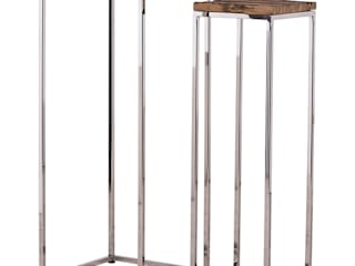 Side tables: modern  by Modish Living, Modern