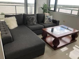 Living room by Alberto Torsegno  Muebles & Decoracío, Classic