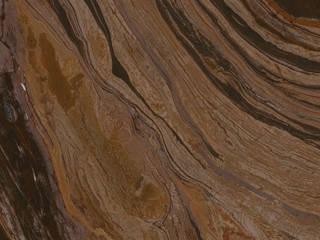 Tecnografica Minimalistische muren & vloeren Bruin
