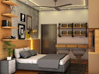 Manglam Decor Small bedroom