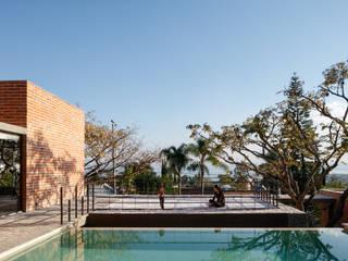 Patios & Decks by 3arquitectura, Modern