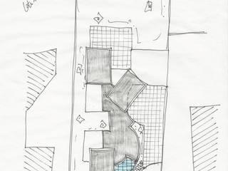 Estudo - NCVM - Moradia unifamiliar de linhas contemporâneas por Arqvoid - Arquitetura e Serviços, Lda.