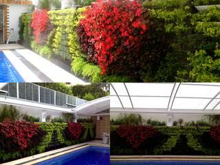 Jardines verticales:  de estilo  por Kasa Jardin,