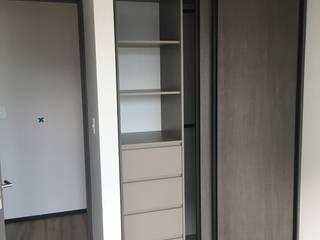 Walk in closet MH de Maquiladora de Muebles Moderno