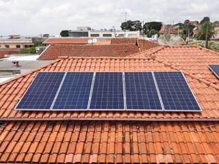 Projeto 3,63kWp - Sumaré por Futuro Energias Renováveis